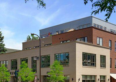 ZEO Unit 307 Terrace